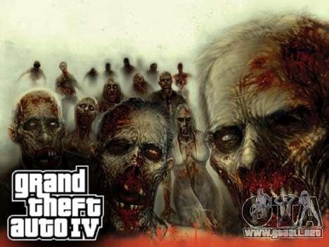 Nuevo Zombie-script para GTA 4