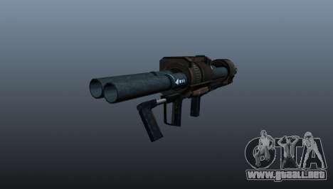 Halo lanzacohetes para GTA 4