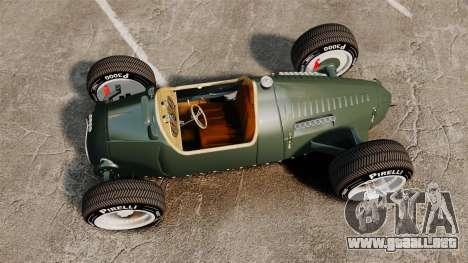 Auto Union Type C 1936 para GTA 4 visión correcta