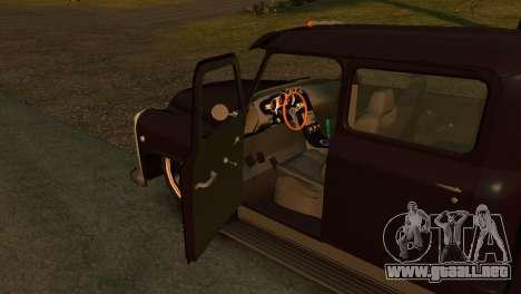 GAZ 53 para GTA 4 Vista posterior izquierda