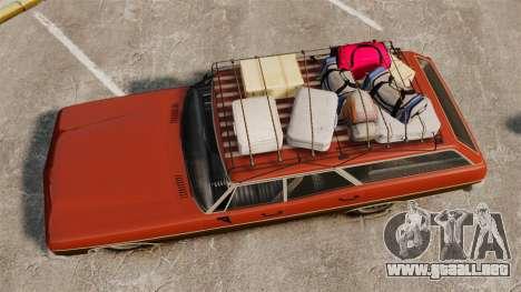 GTA V Dundreary Regina para GTA 4 visión correcta