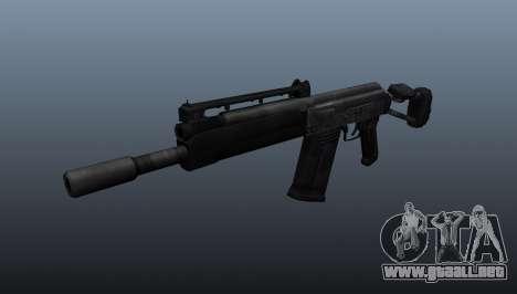 Escopeta saIga-12 para GTA 4