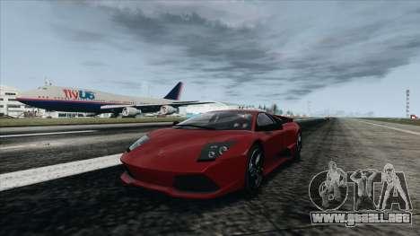 Lamborghini Murcielago LP640 2007 [EPM] para GTA 4