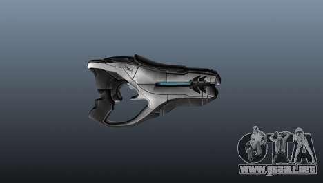 Pistola acólito para GTA 4 tercera pantalla