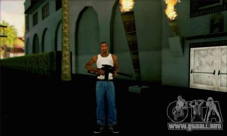 VSS Vintorez-táctico para GTA San Andreas tercera pantalla
