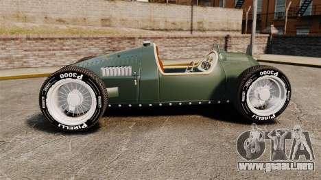 Auto Union Type C 1936 para GTA 4 left