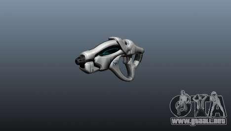 Pistola escorpión para GTA 4