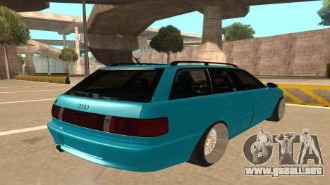 Audi RS2 Avant 1995 para la visión correcta GTA San Andreas
