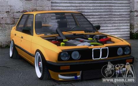 BMW E30 325i para GTA San Andreas