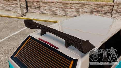 Extreme Spoiler Adder 1.0.7.0 para GTA 4 segundos de pantalla