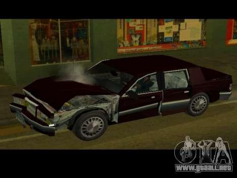 Willard HD (Dodge dynasty) para la visión correcta GTA San Andreas
