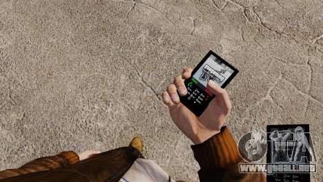 El tema para el teléfono GTAGaming para GTA 4