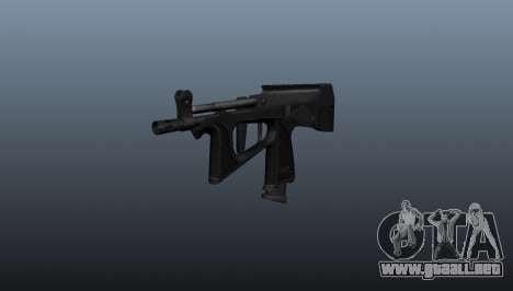 Ametralladora pp-2000 v2 para GTA 4