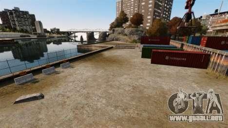 Bohan-Dukes Off Road Track para GTA 4 décima de pantalla