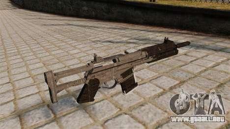 Rifle de asalto Scarab para GTA 4 segundos de pantalla