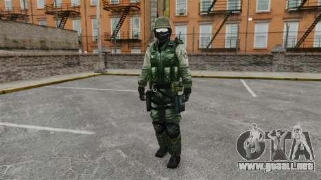 Un comando americano urbano para GTA 4