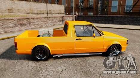 Volkswagen Caddy para GTA 4 left