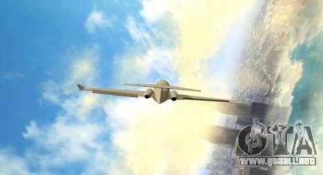 Plain Cam para GTA San Andreas segunda pantalla