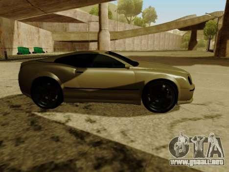 Cognocsenti Cabrio de GTA 5 para visión interna GTA San Andreas