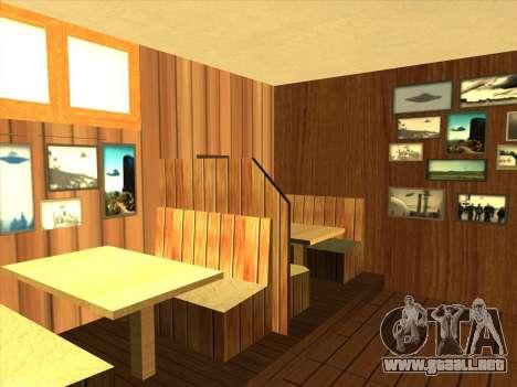 Nuevas texturas para interior para GTA San Andreas séptima pantalla