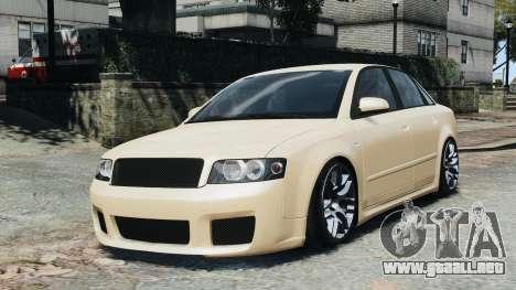 Audi S4 2004 para GTA 4