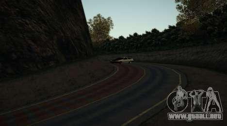 Mappack v1.3 by Naka para GTA San Andreas tercera pantalla