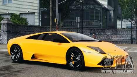 Lamborghini Murcielago LP640 2007 [EPM] para GTA 4 interior