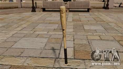Nuevo bate de béisbol para GTA 4