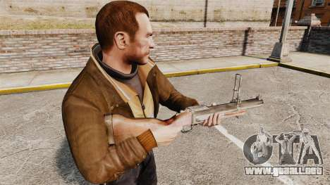 Lanzagranadas M79 para GTA 4