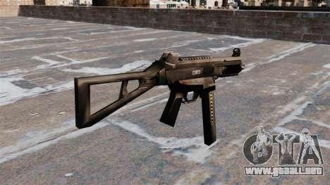 Ametralladora HK UMP para GTA 4 segundos de pantalla