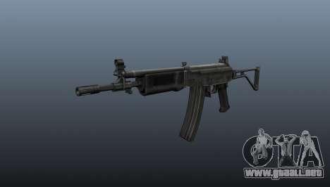 Un rifle de asalto israelí Galil para GTA 4