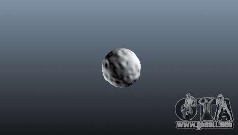 Bola de nieve de Granada para GTA 4 segundos de pantalla