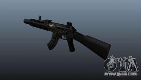 AK-47 SD para GTA 4 segundos de pantalla