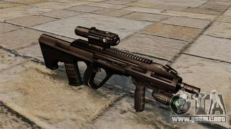 Rifle STEYR AUG A3 para GTA 4