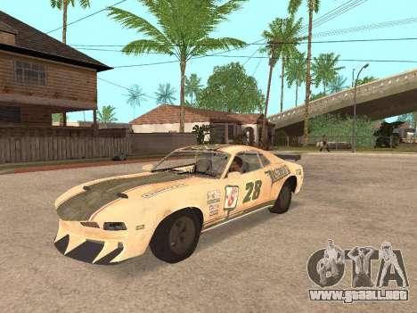 AMC Javelin AMX para GTA San Andreas