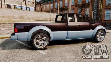 GTA V Vapid Sandking SWB 4500 para GTA 4 left