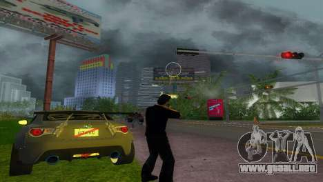 Nuevos efectos gráficos v.2.0 para GTA Vice City novena de pantalla