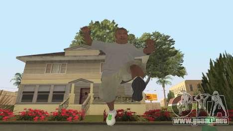 Trevor, Michael, Franklin para GTA San Andreas décimo de pantalla