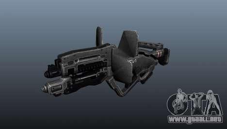 Ametralladora ligera Typhoon para GTA 4