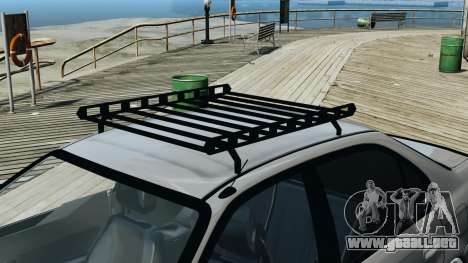 Honda Civic 1.6i ES para GTA 4 vista interior