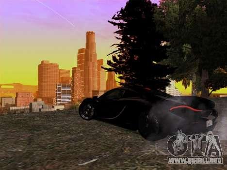 SA_RaptorX v2.0 para PC débil para GTA San Andreas octavo de pantalla