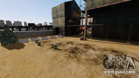 Bohan-Dukes Off Road Track para GTA 4 adelante de pantalla