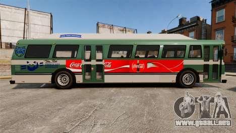 Real publicidad en taxis y autobuses para GTA 4 tercera pantalla