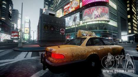 Ultimate Graphics para GTA 4 segundos de pantalla