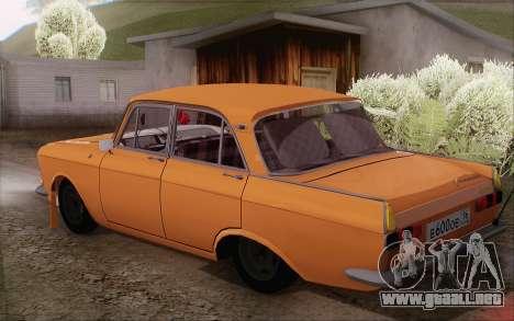 Moskvich 412 para GTA San Andreas left