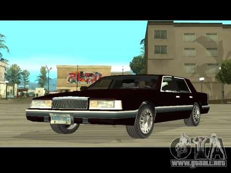 Willard HD (Dodge dynasty) para GTA San Andreas left