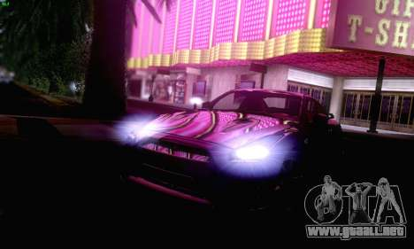 ENBSeries SA_PGAD por ArturIce v1.0 para GTA San Andreas segunda pantalla
