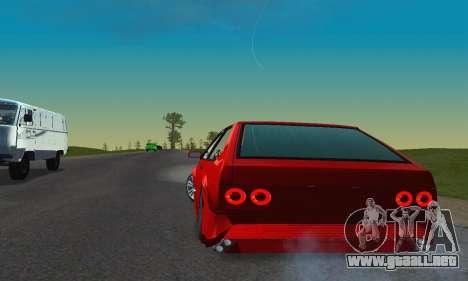 VAZ 2108 Aarr estilo para visión interna GTA San Andreas