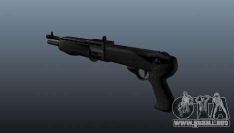 Escopeta Half-Life para GTA 4 segundos de pantalla
