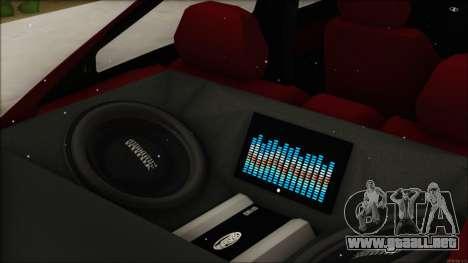 VAZ-2112 deportes para la visión correcta GTA San Andreas